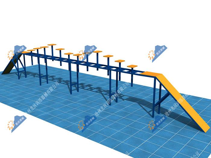 跺桥-警犬障碍训练器材|儿童拓展器械|拓展训练器材
