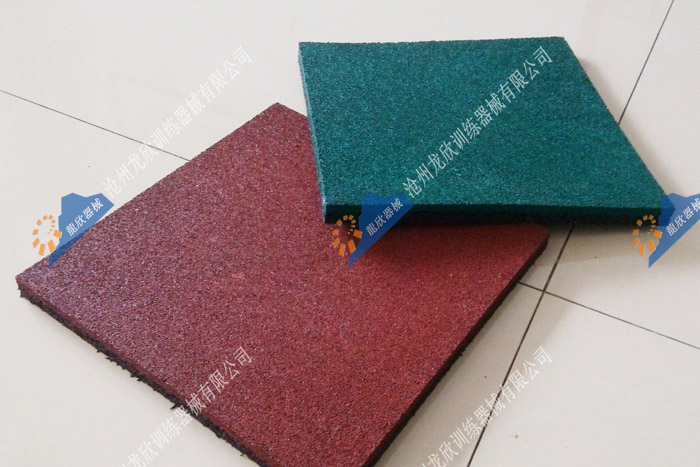 塑胶地板 拼接橡胶地板